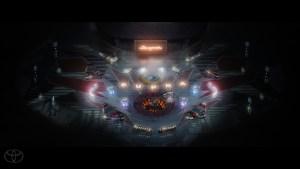 2020 Toyota Supra Wizard Ad Super Bowl