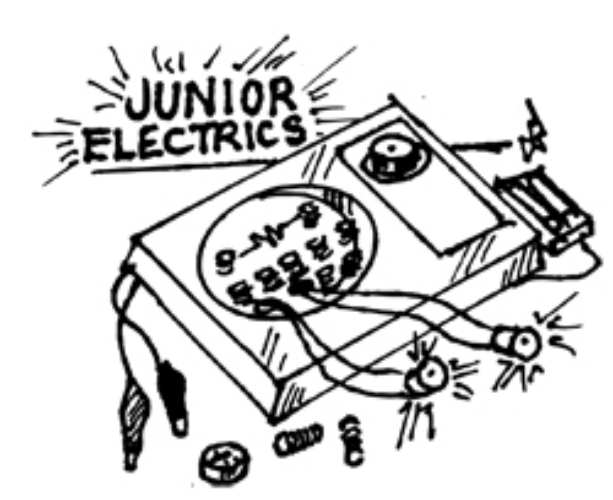 electricity circuit experiments kit