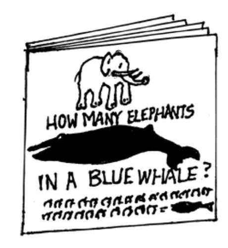 How Many Elephants Measurement Book