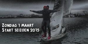 start seizoen 2015