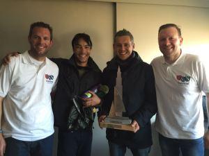 Winnaar ASC 2016