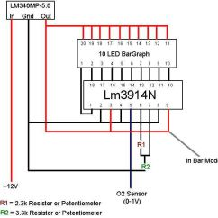 Lexus 02 Sensor Location Diagram Enclosed Trailer Wiring Diy Air Fuel Ratio Meter