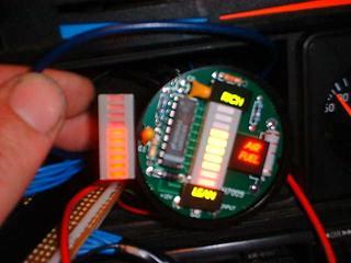 DIY Air  Fuel Ratio Meter