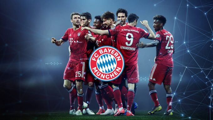 Image result for image of bayern munich