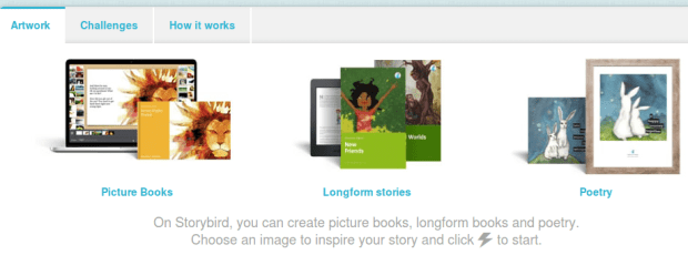 free online tools storybird online book creator makerspaces for