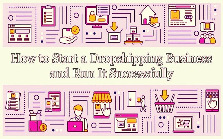 Online Dropshipping Business