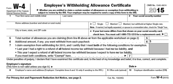 W4 Form Help 2014 Form Irs W 4 Fill Online Printable Fillable ...