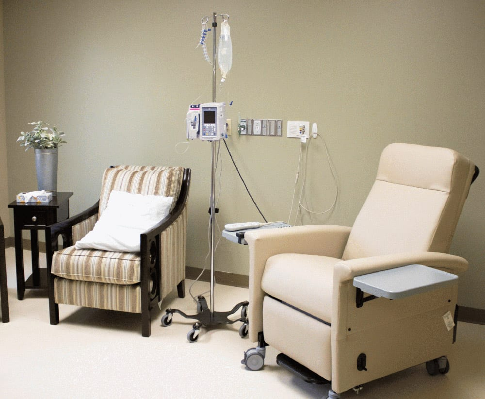 Infusion-room