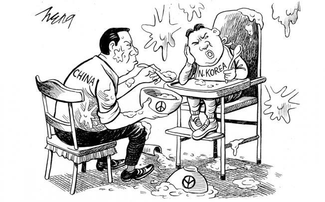 China threatens North Korea aid cut over atomic test