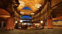 Building Work Starts Hong Kong Disneyland' Hotel