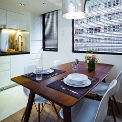 Dining Table And Chairs Hong Kong Chair Mats For Carpet Architect Makes Small Flat A Tranquil Haven In Heart Of South China Morning Post