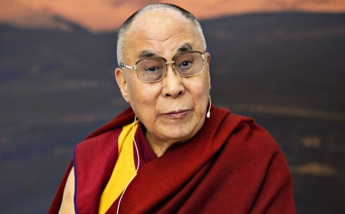 The Dalai Lama told a German newspaper last year that he should be the last holder of the spiritual office and that the future of Tibetan Buddhism was not dependent on one person. Photo: EPA