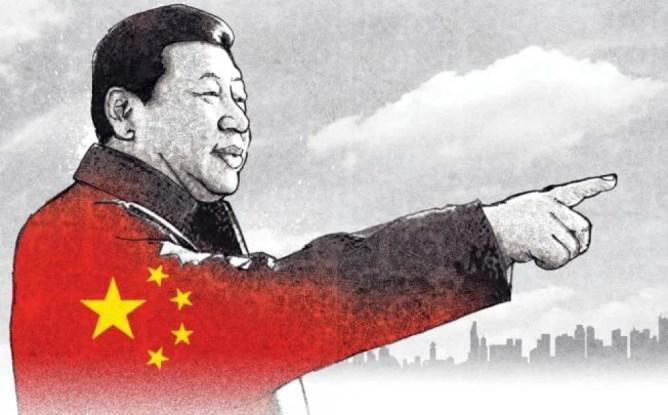 Image result for xi jinping và Giấc mộng Trung Hoa