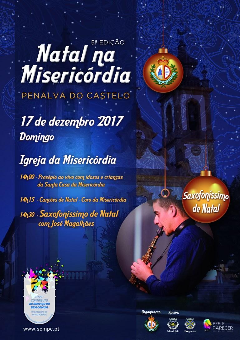 Cartaz Natal 2017