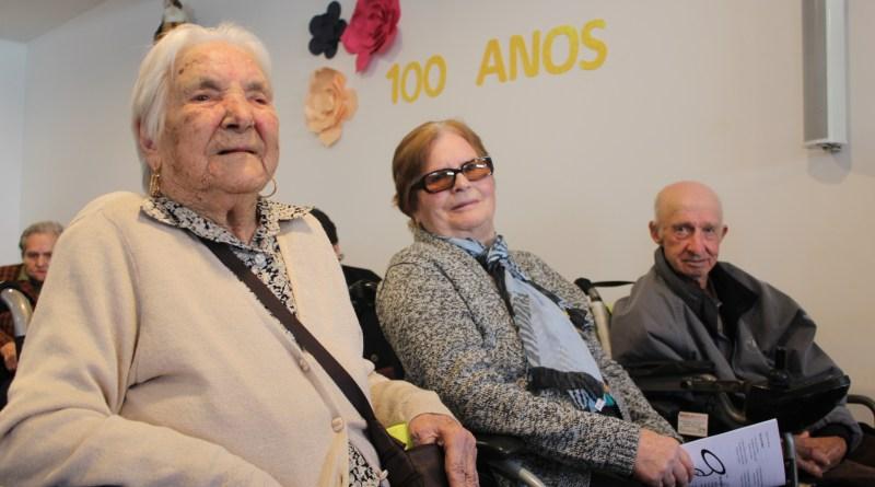 100º Aniversário da D. Emília Conceição