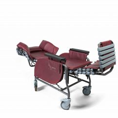 Broda Chair Teak Lawn Chairs Midline Full Recliner Scm True Air Technologies 2
