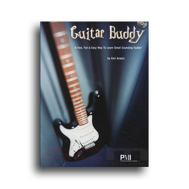 Guitar Buddy Learn to Play Tuition Book and CD Fast, Fun ...