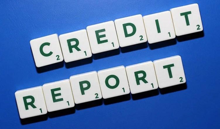 annual credit report