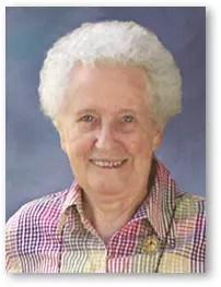 Sister Marion Halpin