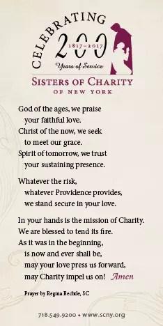 200th Anniversary Prayer