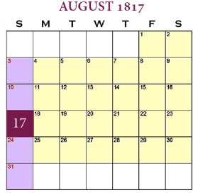 August 17, 1817