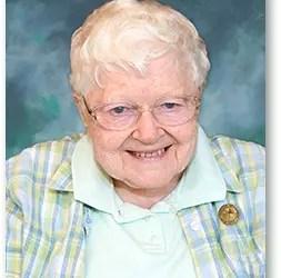 In Memoriam: Sister Marguerite Mahony, SC