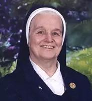 In Memoriam: Sister Rita Elizabeth Moon, SC