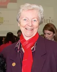 Sister Margaret McEntee