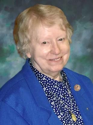 Sr. Margaret Mary Hannon, SC
