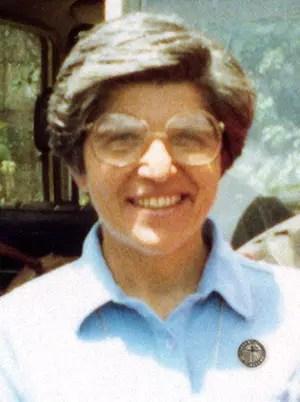 Sr. Doris Pagano in Guatemala