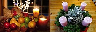 Thanksgiving and Advent