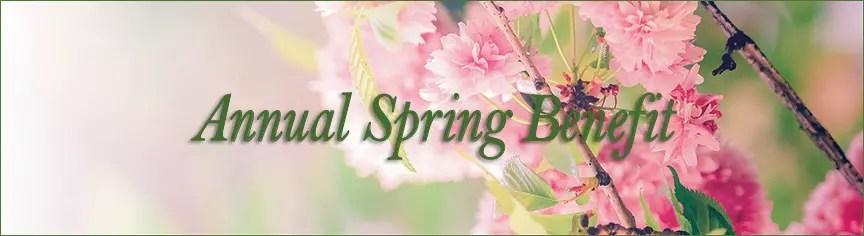 2019 Spring Benefit