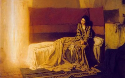 Feast of the Annunciation — March 25