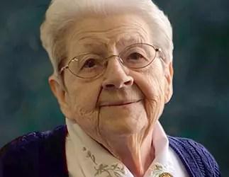 In Memoriam: Sister Rosemarie Bittermann, SC