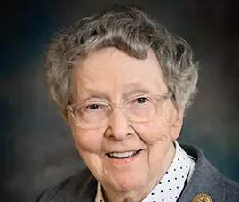 In Memoriam: Sister Georgette Dircks, SC