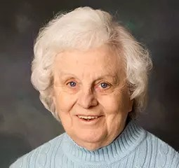 In Memoriam: Sister Mary Regina Caulfield, SC