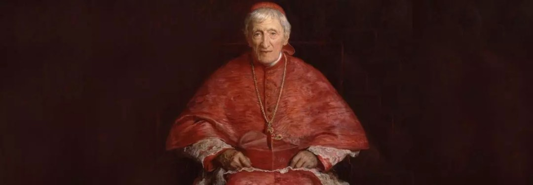 Image: John Henry Newman, by Sir John Everett Millais, 1881
