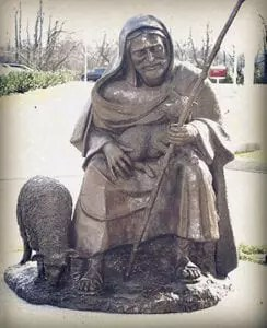 The Good Shepherd by Sr. Margaret Beaudette