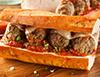 KENTUCKY BBQ GLUTEN FREE MEATBALL 1KG
