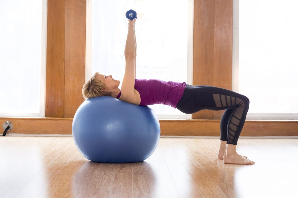 personal training for spinal fusions