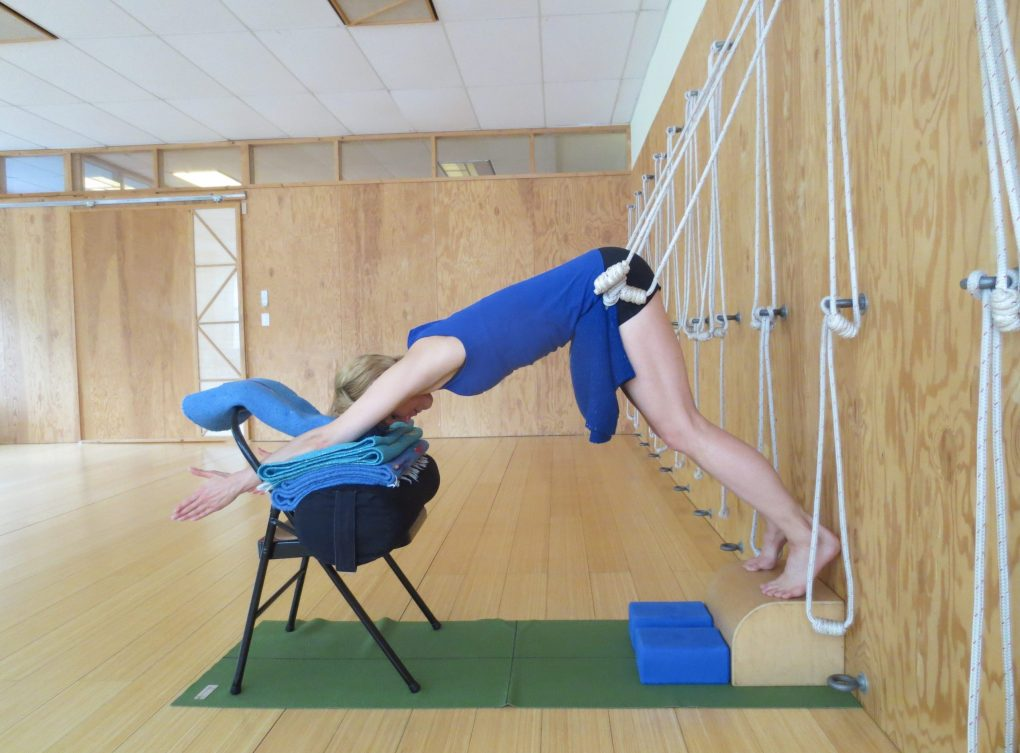 yoga for spinal fusions