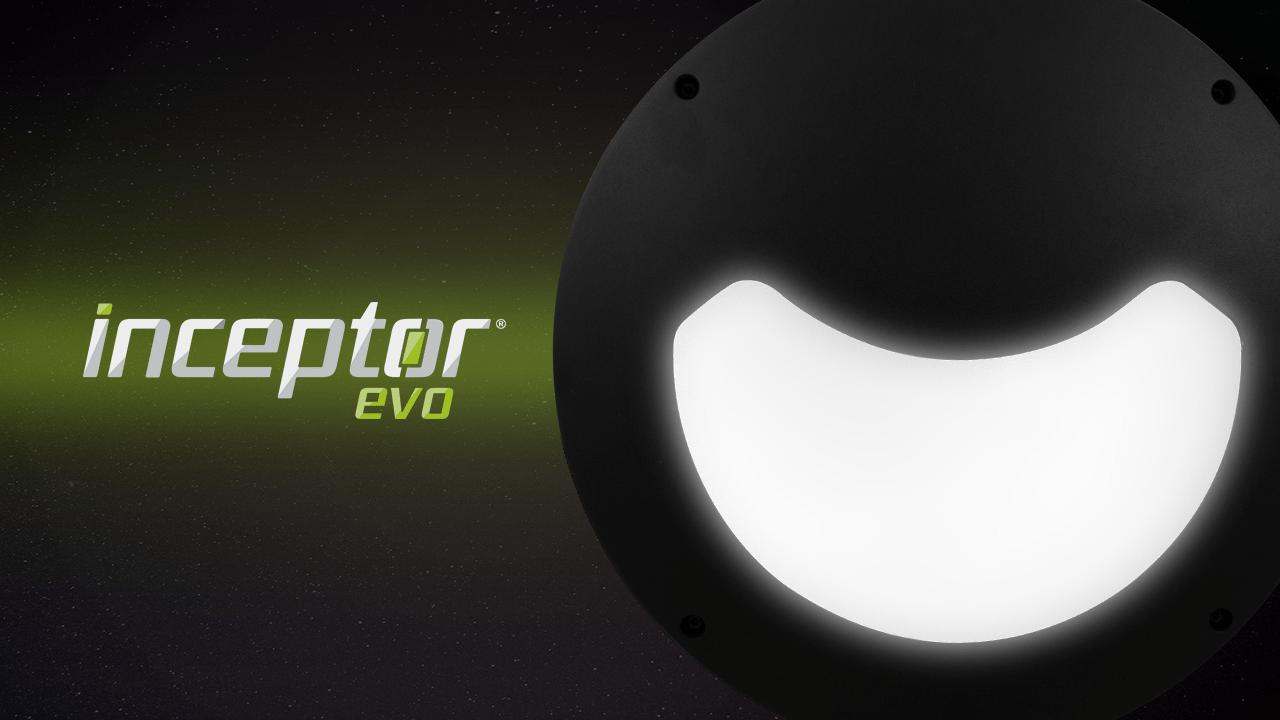 hight resolution of inceptor evo the evolution of lighting