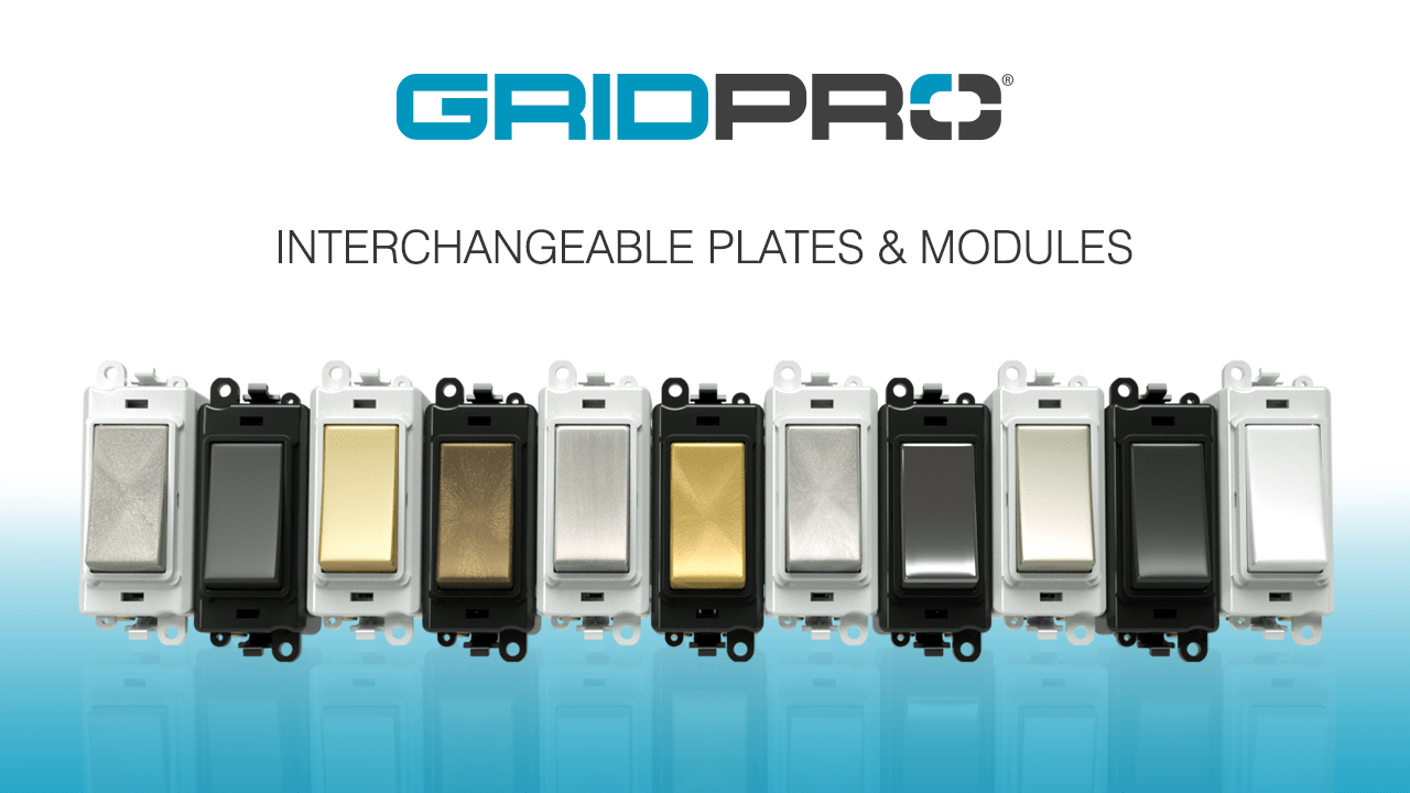 hight resolution of gridpro interchangeable plates modules