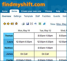 findmyshift-staff_rotas