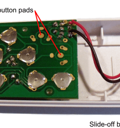 hacking remote controlled outlets sconemad tv remote circuit board diagram [ 3219 x 1202 Pixel ]