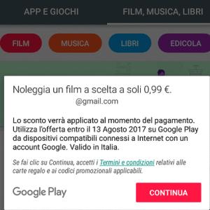 Film noleggio