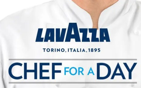 Lavazza - chef for a day