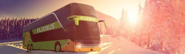 FlixBus località sciistiche