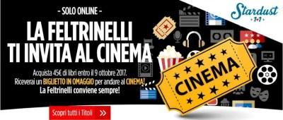 La Feltrinelli ti invita al cinema