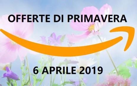 Offerte di primavera Amazon